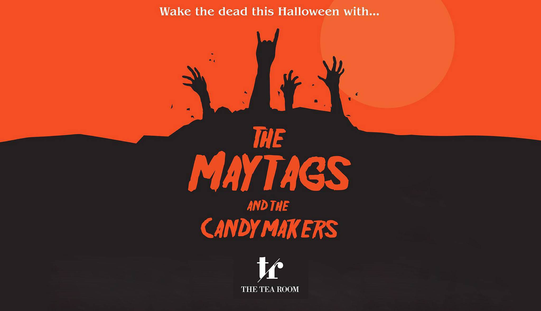 nightmare on walnut street with the maytags