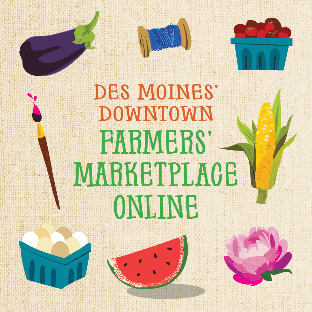Downtown DSM Farmers Market