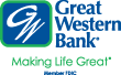 Great Western Bank Making Life Great