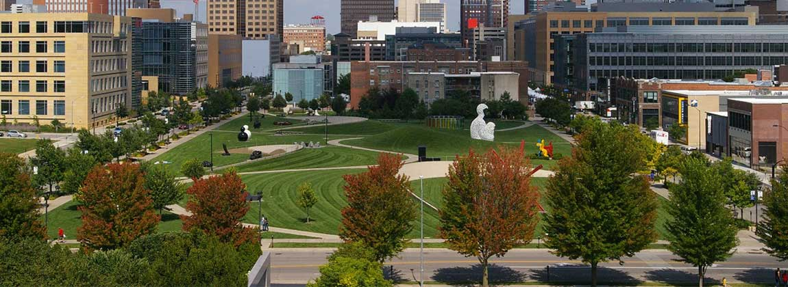 Downtown DSM Offers a Space Unlike Any Other Park in the Country