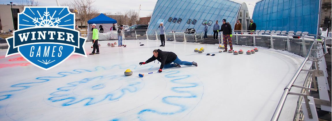 Curling at the 2018 Winter Games