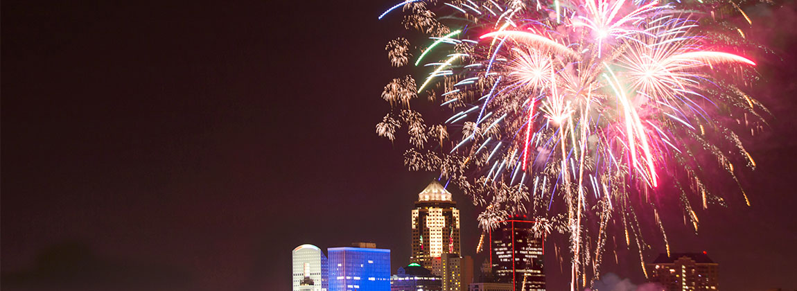 4 Tips for the Fourth of July DSM