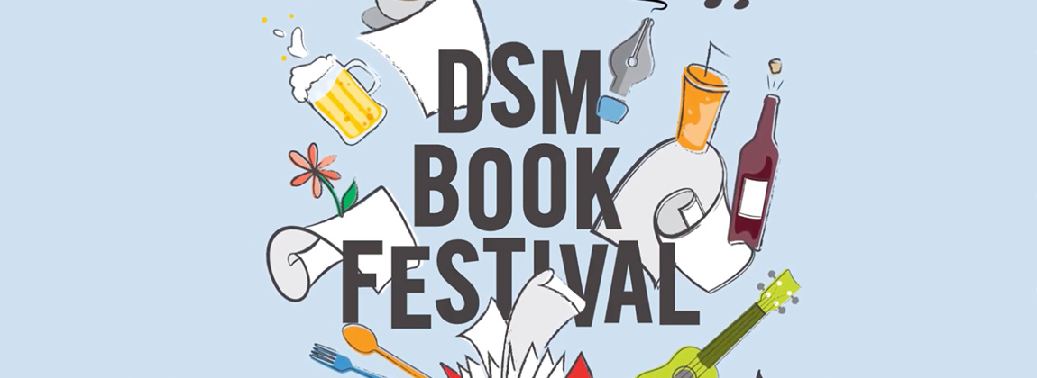 DSM Book Festival for Book Clubs