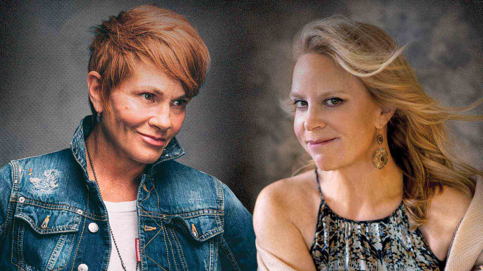 Mary Chapin Carpenter and Shawn Colvin DSM USA