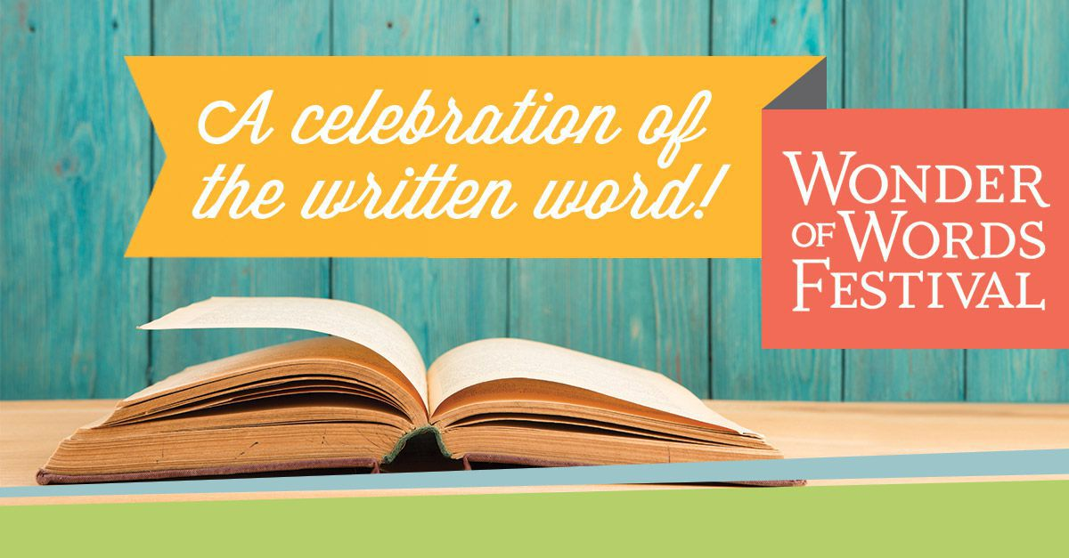 Wonder of Words Festival in DSM USA