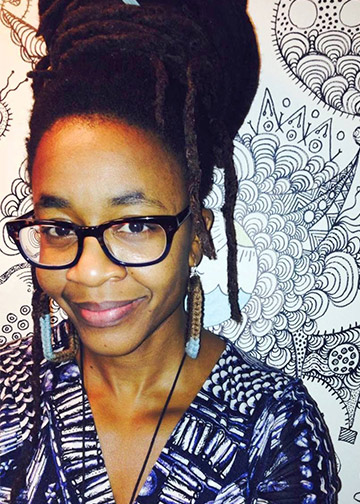 Black Panther Author
