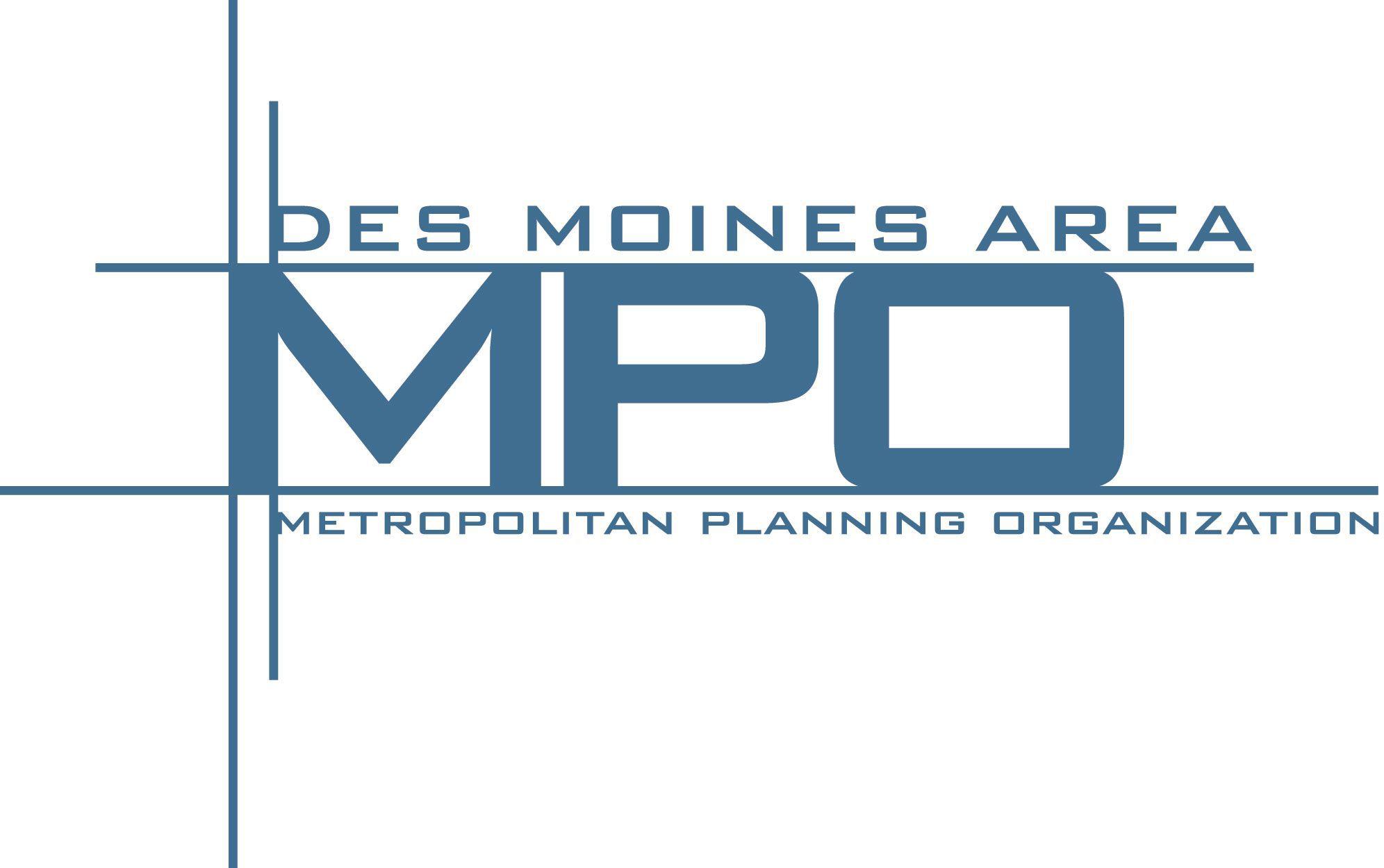 Des Moines Area MPO Logo