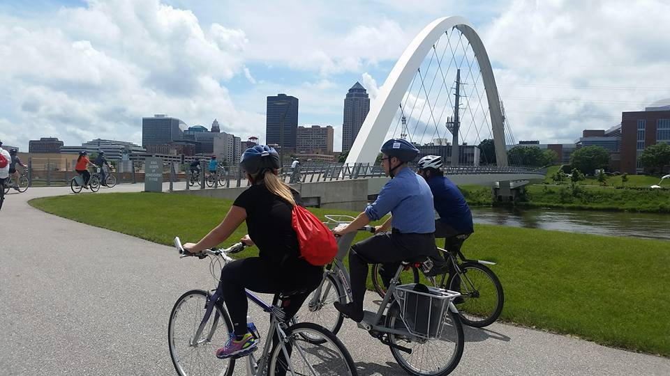 Downtown Chamber Cycling