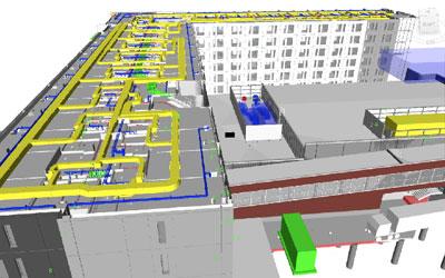 Hilton DSM Plans