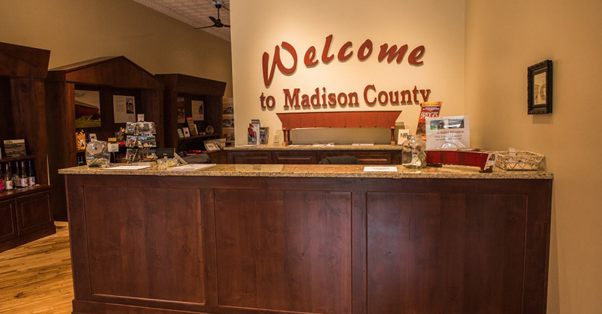 Madison County Visitors Center