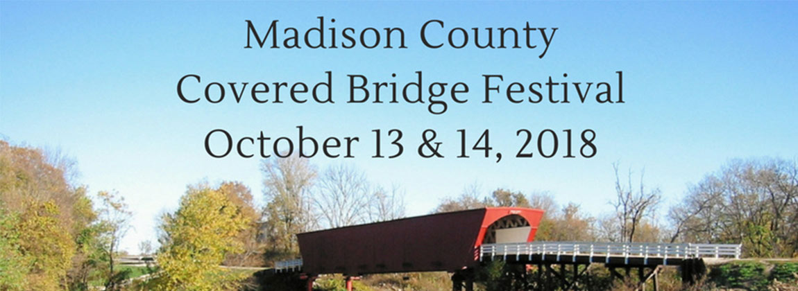 Madison County Covered Bridge Festival