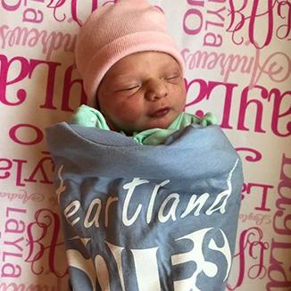 Layla Jo Baby DSM