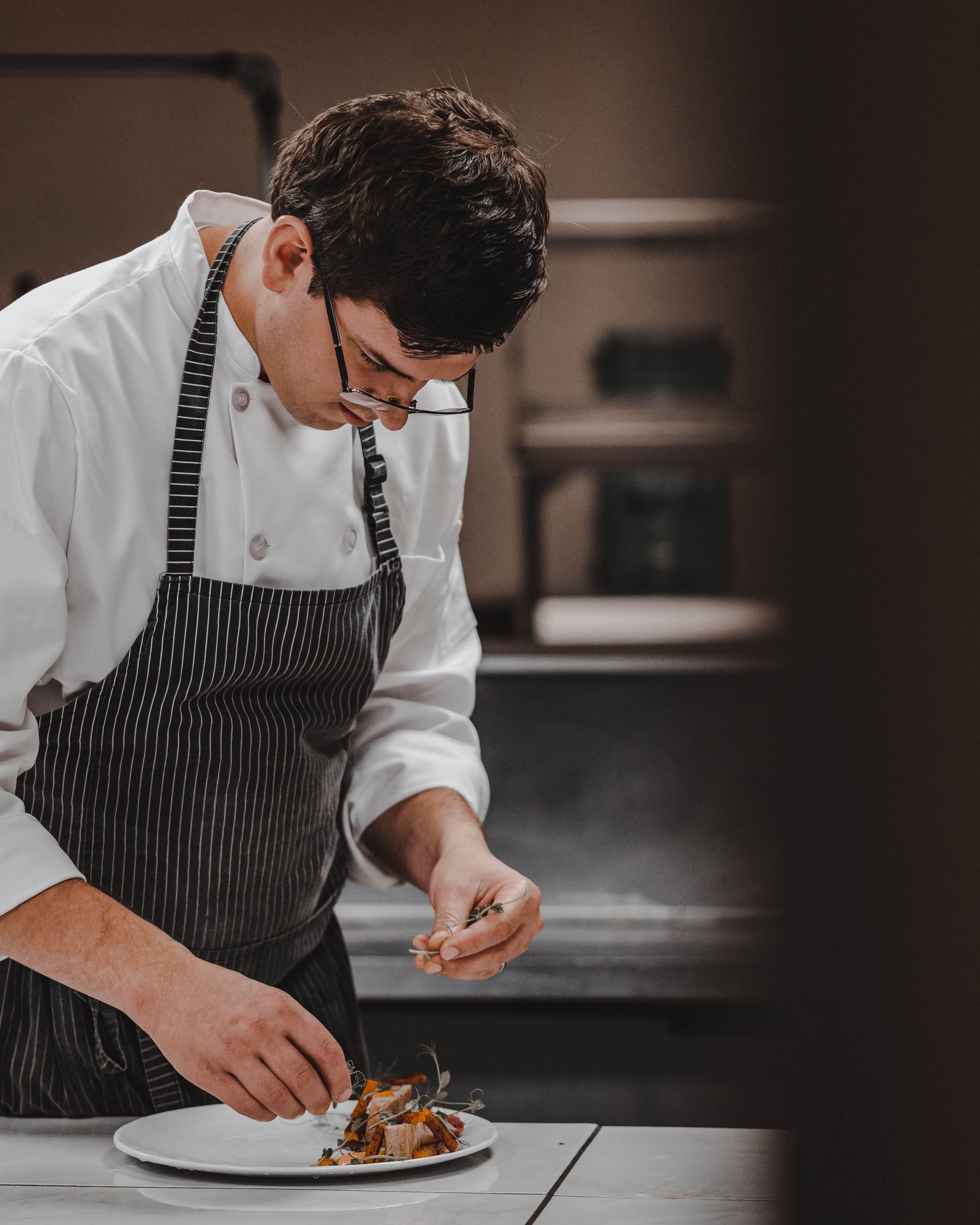 R I Restaurant Chef Jacob Demars