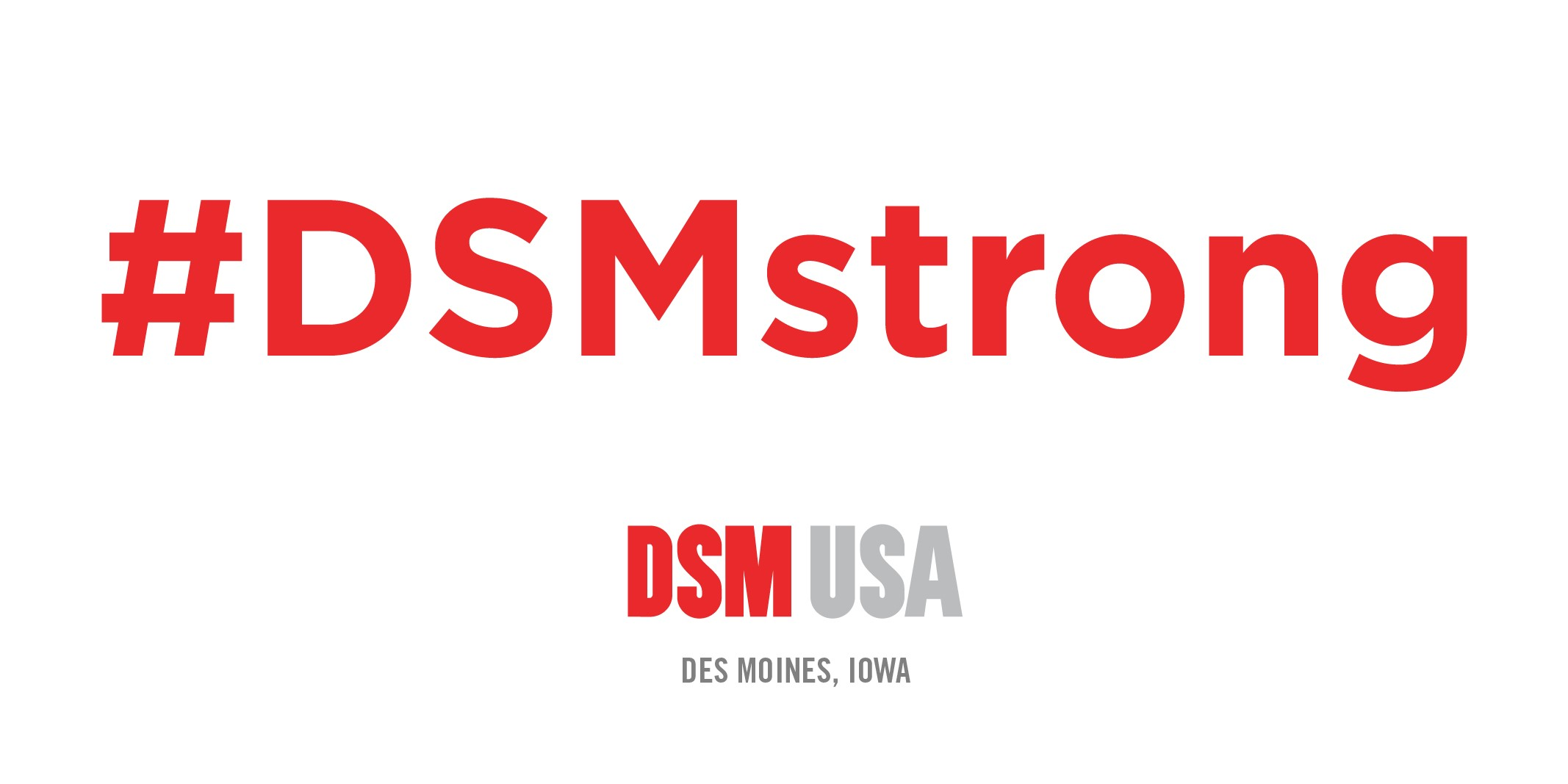 #DSMstrong