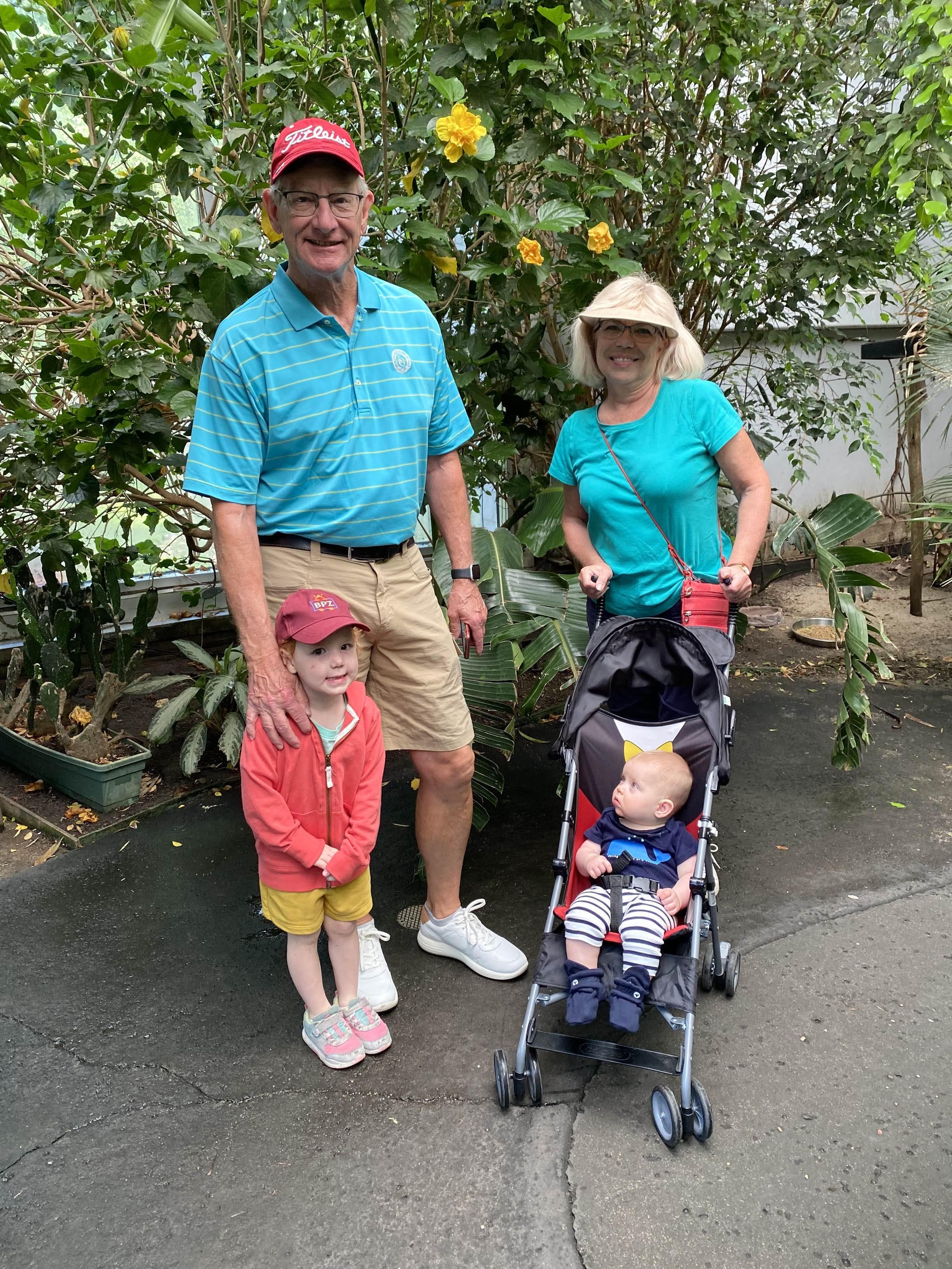 Blank Park Zoo in DSM USA
