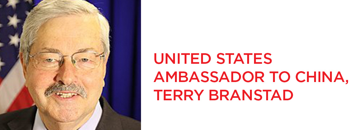 Terry Branstad Podcast