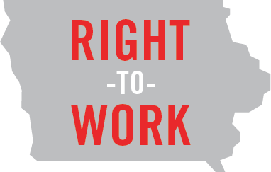 Right to Work graphic