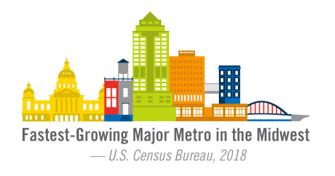 Metro Growth DSM Graphic
