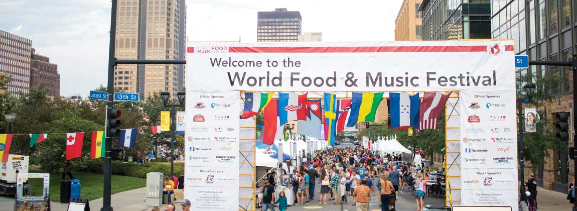 World Food & Music Festival DSM