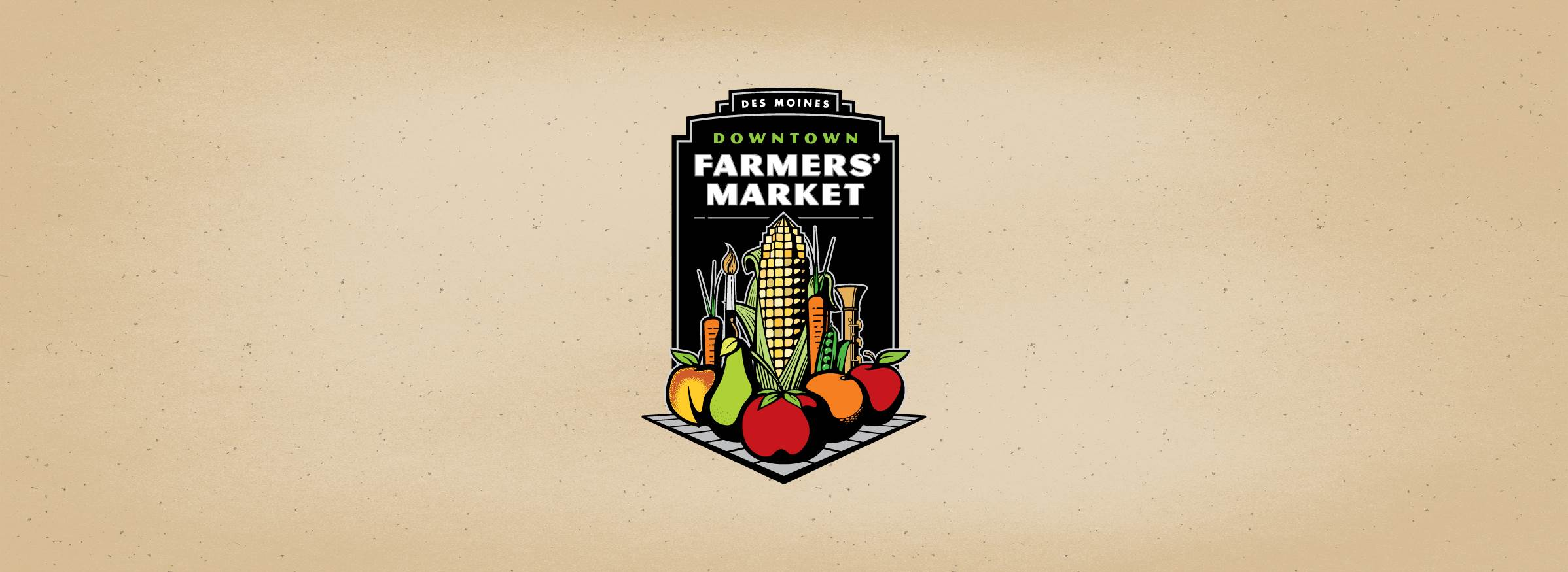 Downtown Farmers' Market Opening Day 2019