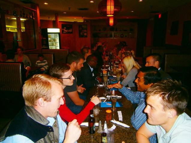 Saraj Restaurant DSM USA